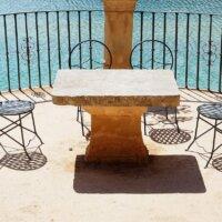 Mediterraner Balkon