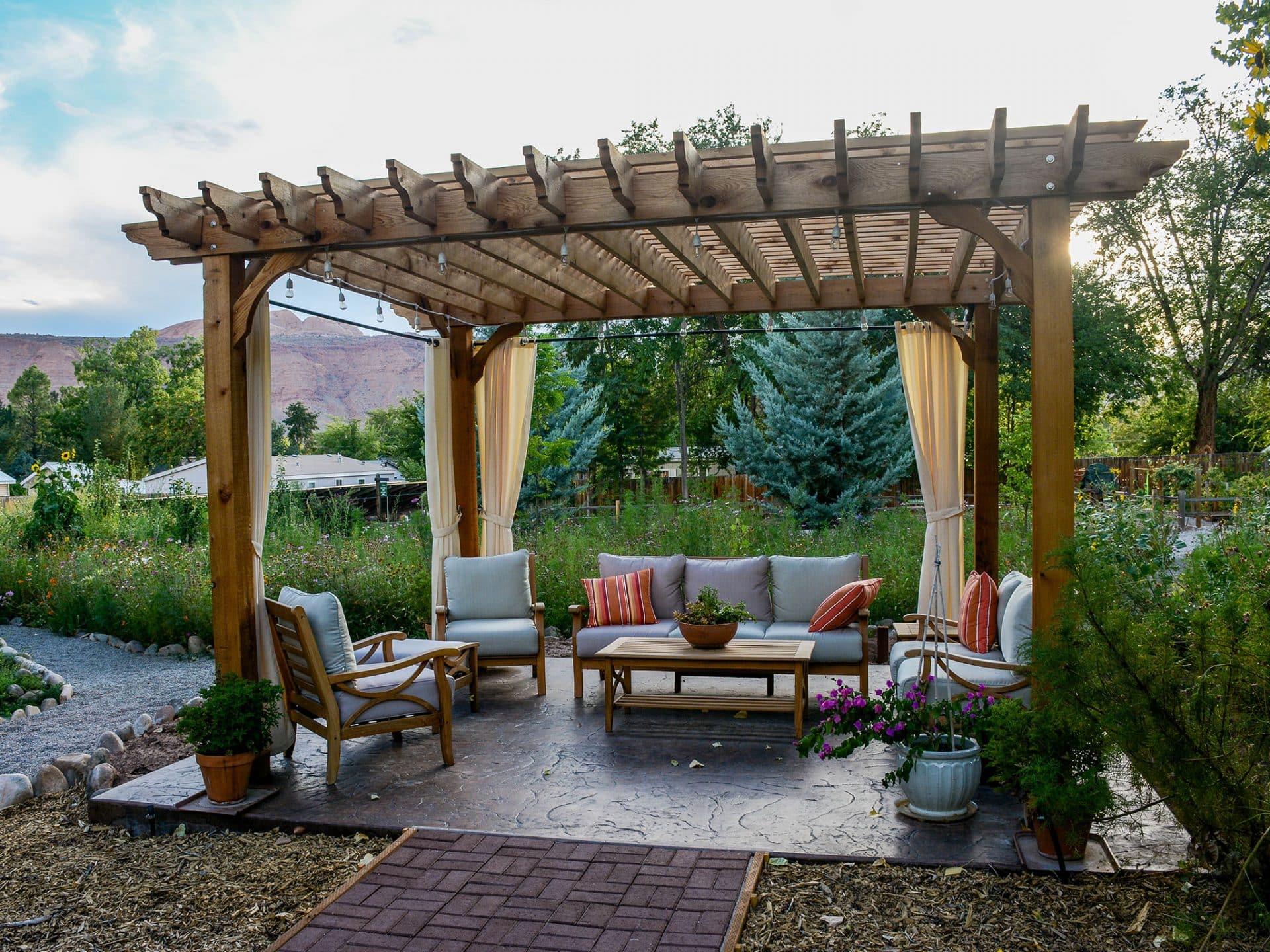 Überdachung Für Ihre Terrasse