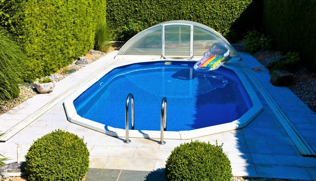 Swimming Pool Gartenideen