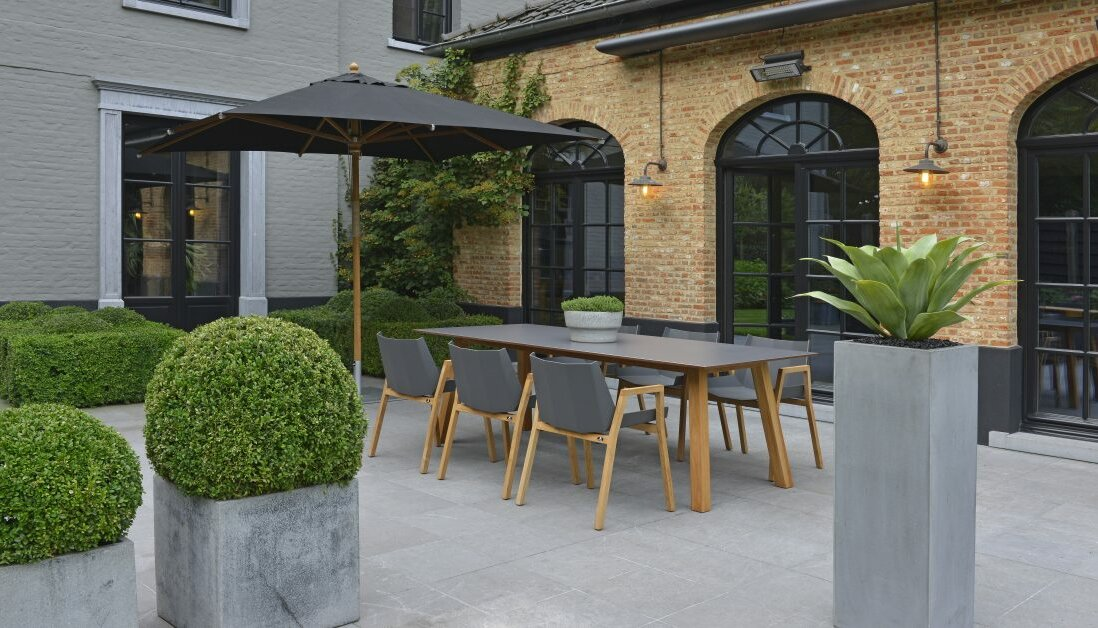 Gartenideen Terrassengestaltung