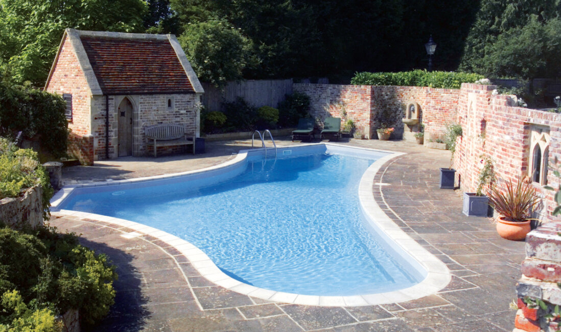 Gartenideen mit Pool zum Kaufen