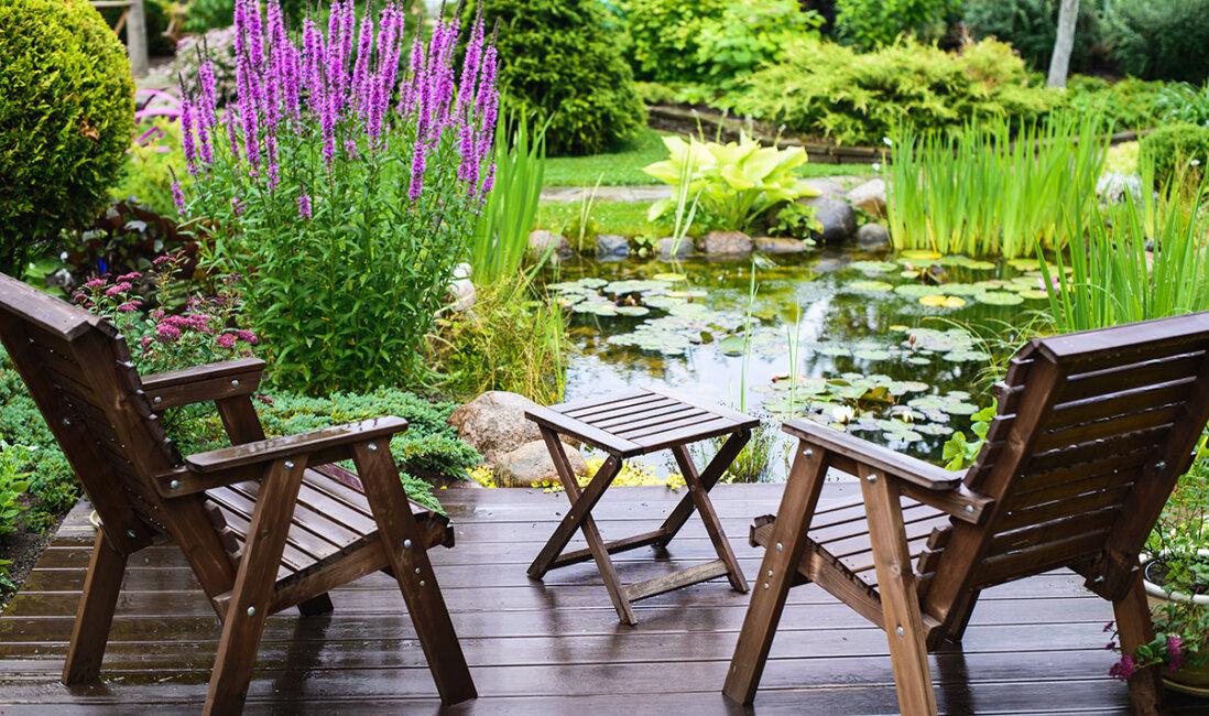 Schöne Gartenideen zum Kaufen