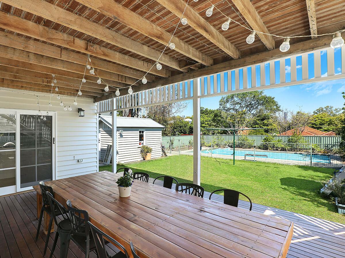 Sonnenschutz Terrasse ▷ Beschattungen mit Sonnensegel & Co.