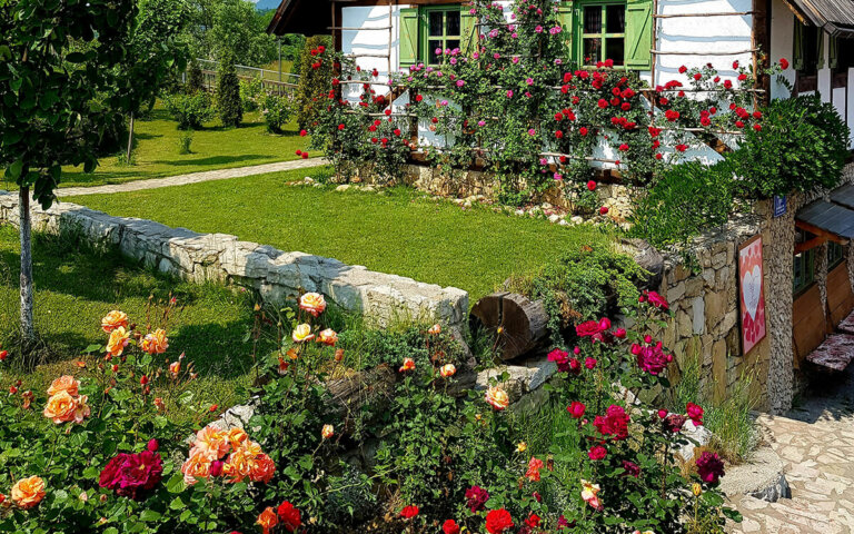 Landhausgarten anlegen und gestalten