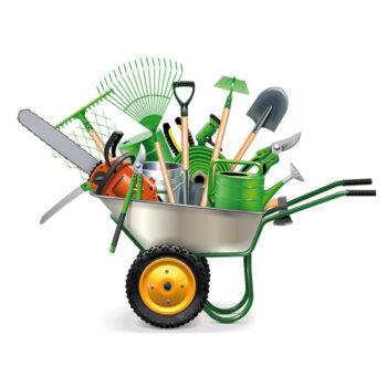 Eine Grafik zu Praktisches Gärtnerwerkzeug bestellen!