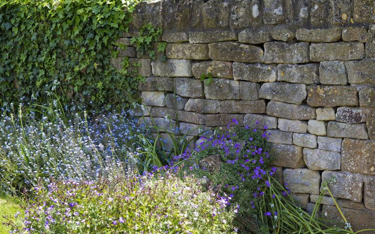 Gartenmauer ▷ Top-Ideen zum Mauern  Verkleiden & Gestalten