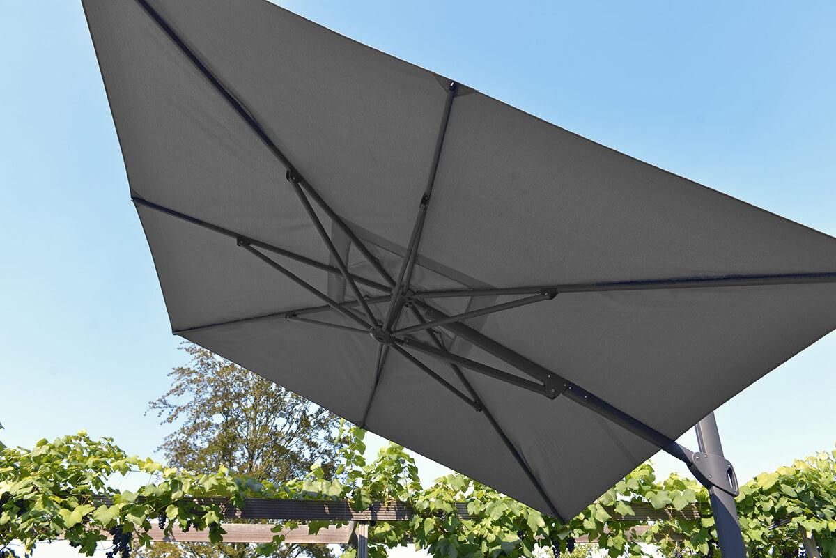 Sonnensegel ▷ auf Balkon, Terrasse & im Garten befestigen