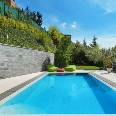 Garten-Paradies mit himmlischem Pool