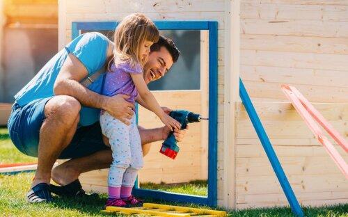 Kinder-Spielplatz im Garten selber bauen – Ideen  Anleitungen & Normen
