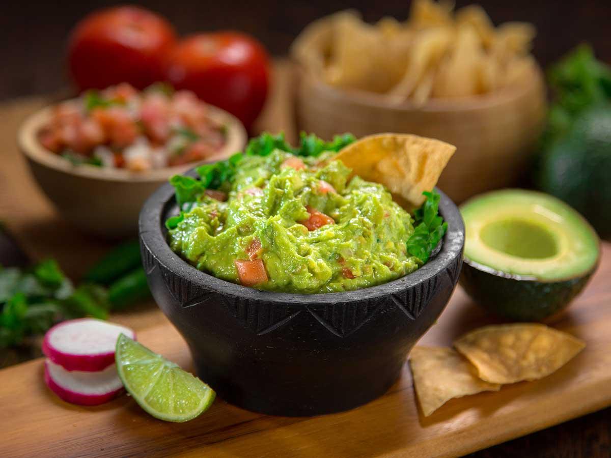 Guacamole-Dip