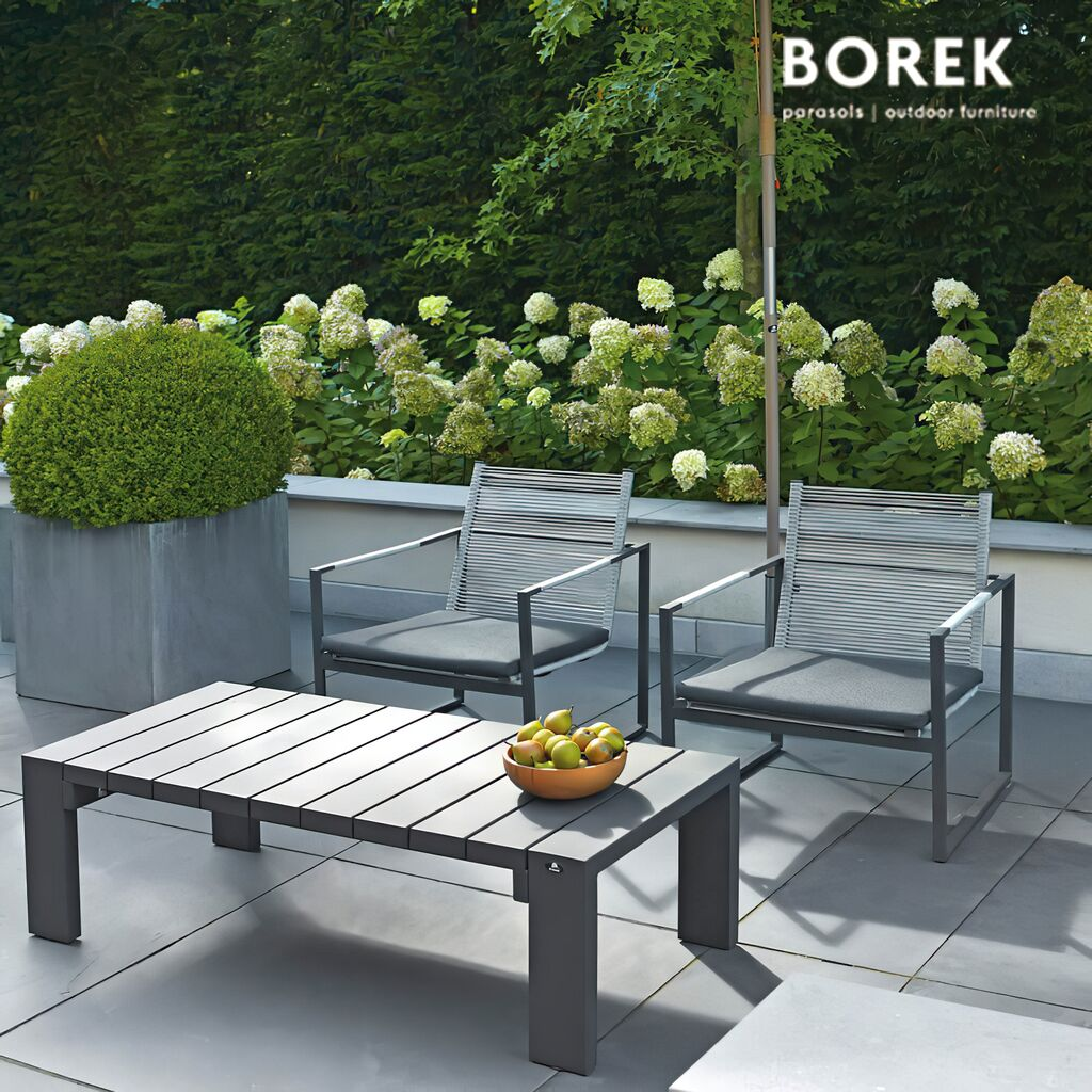 garten lounge sessel andrina von borek. Black Bedroom Furniture Sets. Home Design Ideas