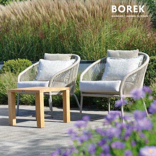 garten loungesessel »colette« von borek • gartentraum.de, Garten und Bauten
