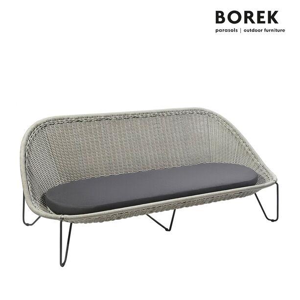 Fesselnd Gartensofa Von Borek   Edelstahl   Mit Polster Auflage   Grau   Pasturo Sofa  ...