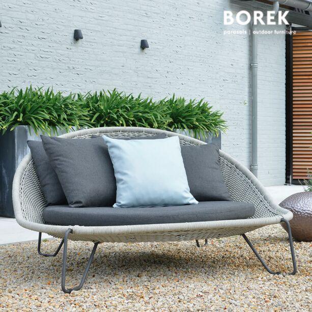 sonnenliege pasturo rund aus edelstahl. Black Bedroom Furniture Sets. Home Design Ideas