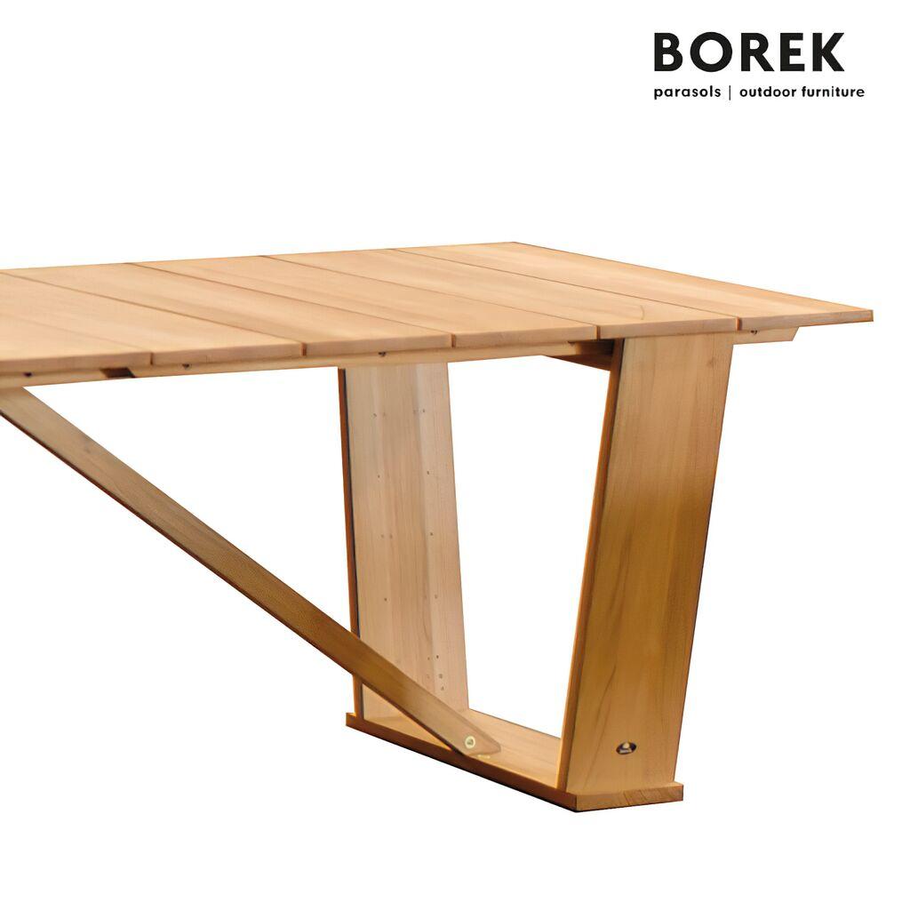 Xxl Gartentisch Roma Aus Teak Holz Gartentraum De