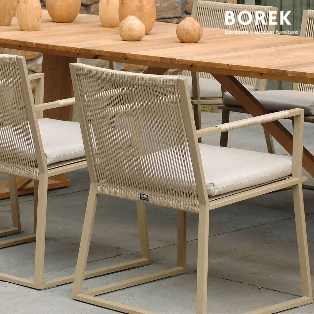 polster auflage lincoln f r gartenstuhl. Black Bedroom Furniture Sets. Home Design Ideas