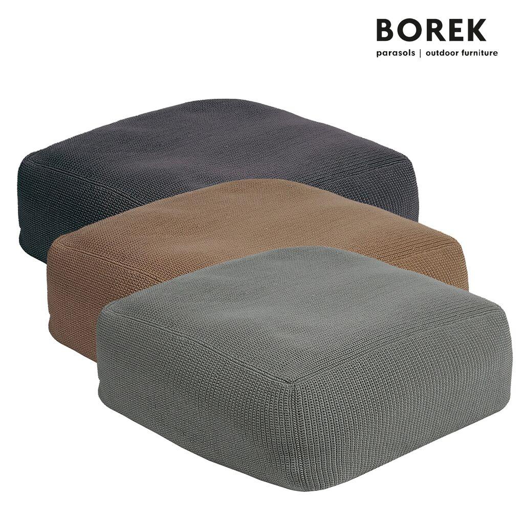 outdoor sitzkissen crochette von borek. Black Bedroom Furniture Sets. Home Design Ideas