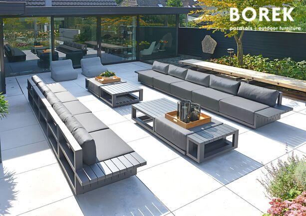 Beistelltisch Terrasse beistelltisch murcia für garten terrasse gartentraum de