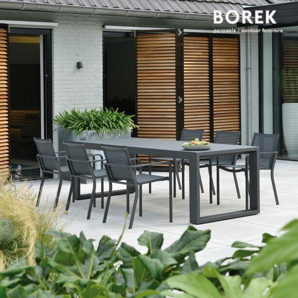 aluminium design gartentisch vitoria. Black Bedroom Furniture Sets. Home Design Ideas