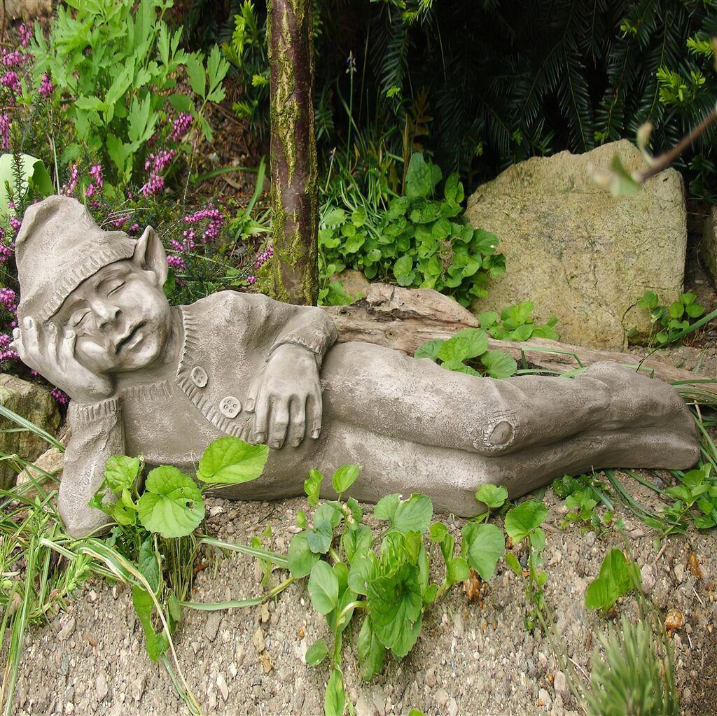 Devonshire steinguss garten wichtel winfried - Kleingarten anlegen ...