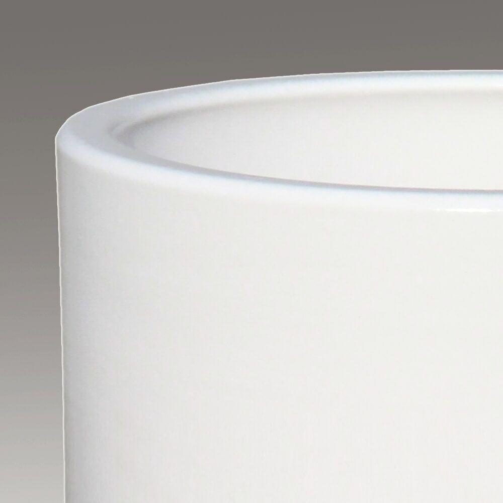xxl blumentopf f r drau en varius blanc. Black Bedroom Furniture Sets. Home Design Ideas