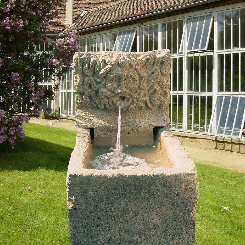 Kleiner garten steinbrunnen vellamo - Kleiner garten ...