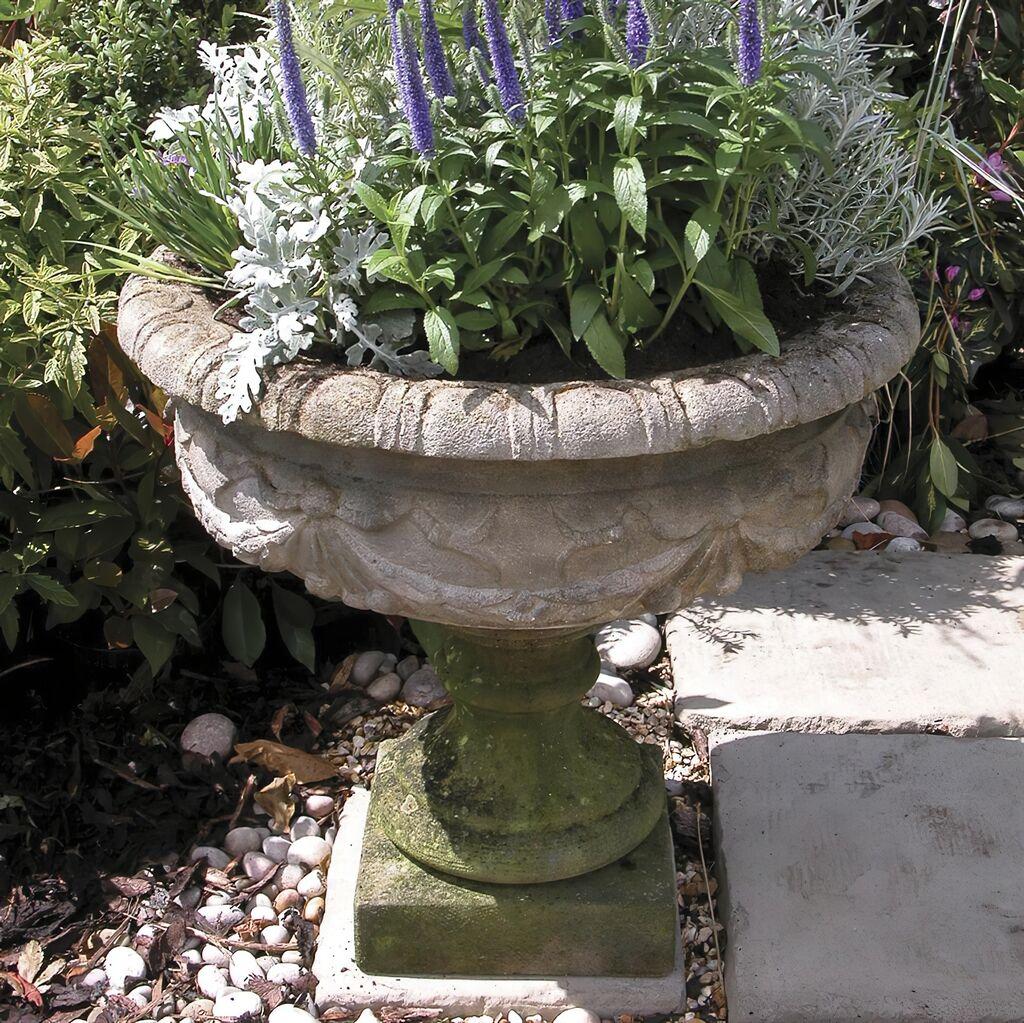 Antik garten pflanzamphore yorkshire for Garten waschbecken antik