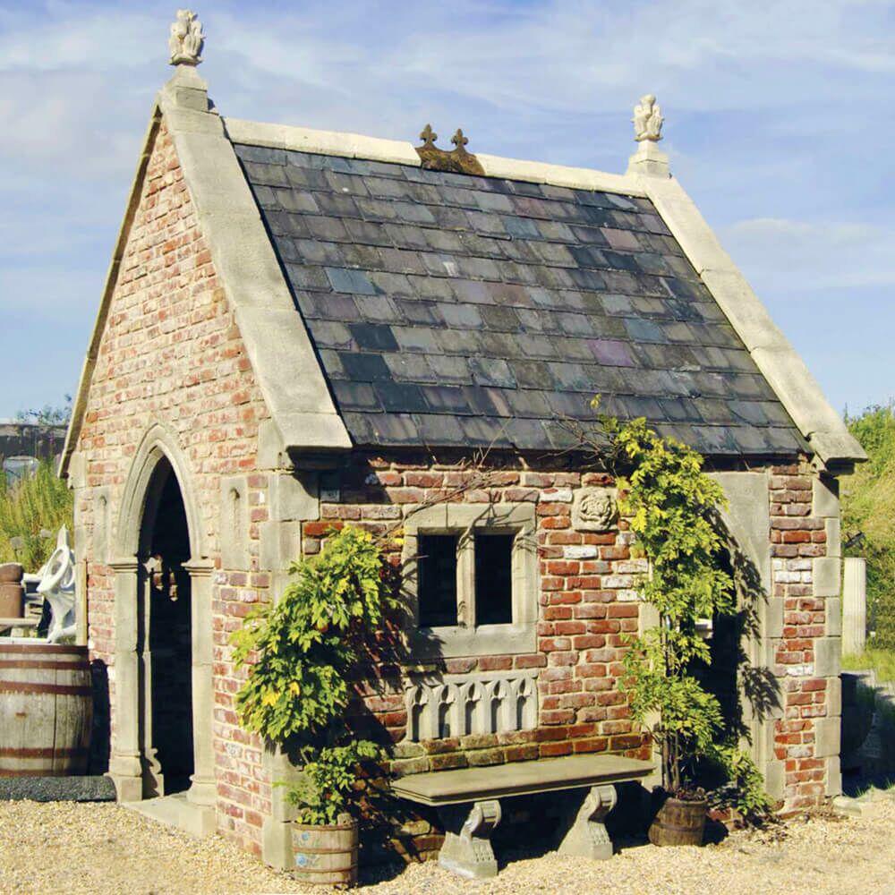 stein pavillon f r den garten exford chapell. Black Bedroom Furniture Sets. Home Design Ideas