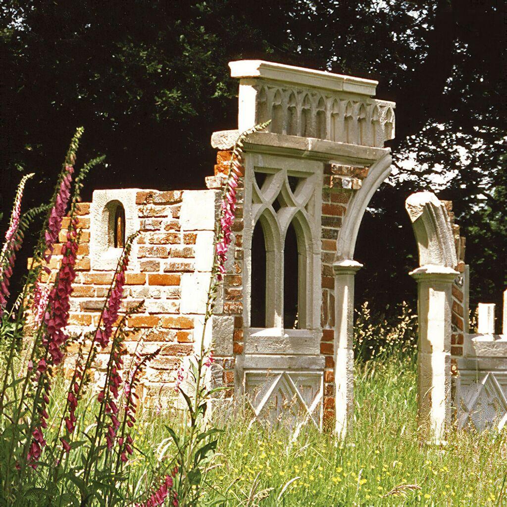 Exklusive Garten Ruine   Milford Ruin ...