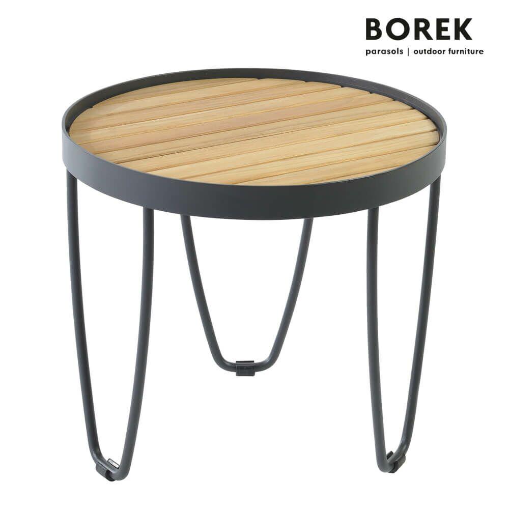 kleiner beistelltisch pesaro f r den garten. Black Bedroom Furniture Sets. Home Design Ideas