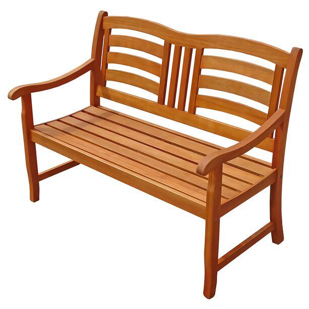 romantische 2 sitzer gartenbank camaldulensis. Black Bedroom Furniture Sets. Home Design Ideas