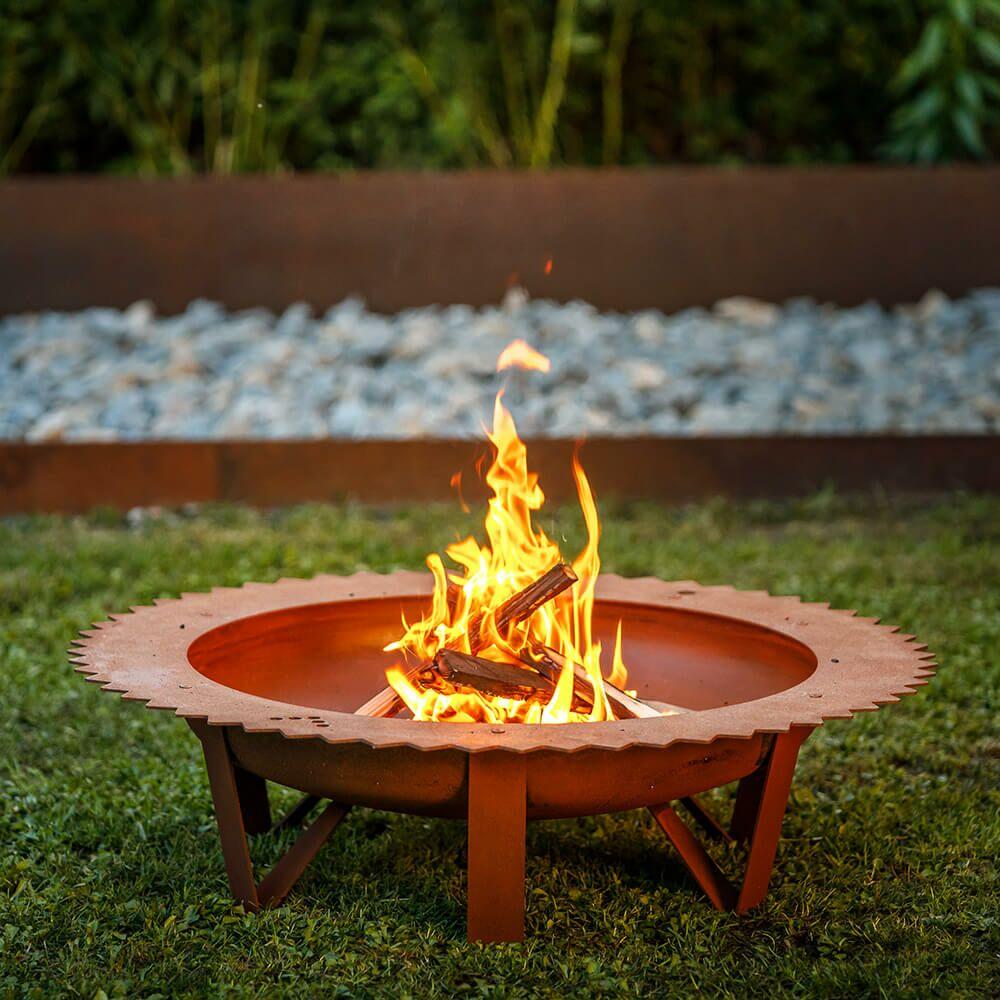 Feuerschale Design Elegant Feuerschale Mit Luxus Design With