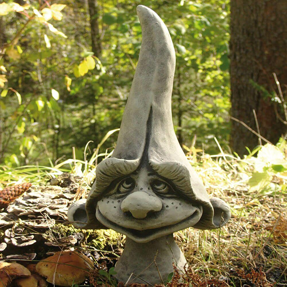 Lustige Garten Kobold Figur Fibus Gartentraumde