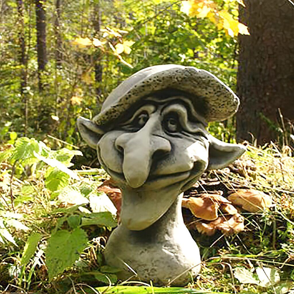 Kobold Skulptur Anatol Aus Stein Gartentraumde