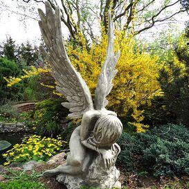 Hochwertige Engel Figuren Ab 5500 Kaufen Gartentraumde
