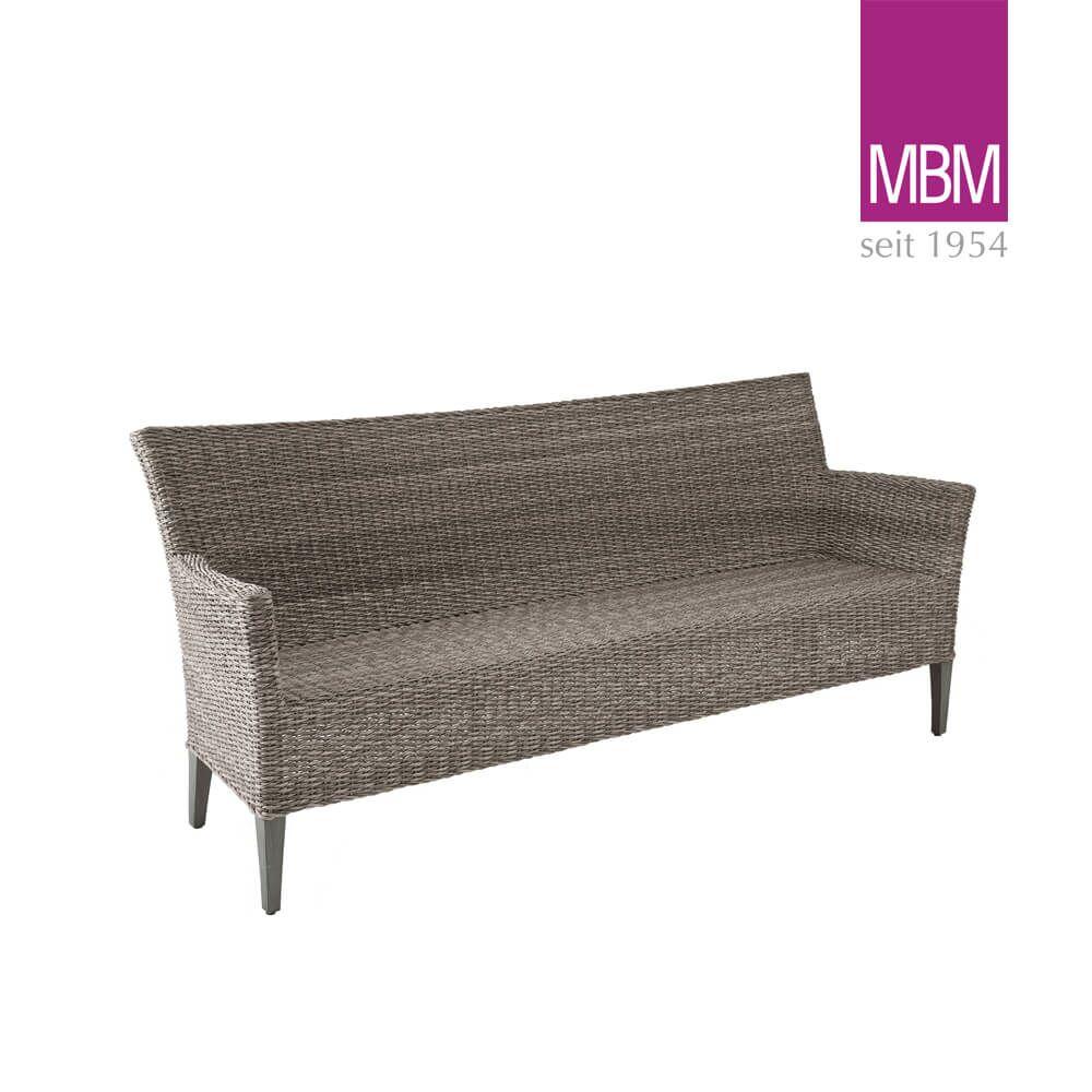 3 Sitzer Gartenbank Von Mbm Madrigal