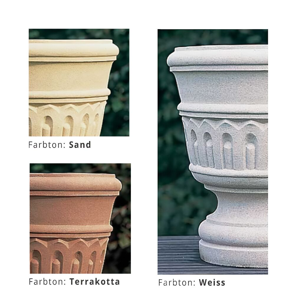 garten steintisch rund kaufen corinthian. Black Bedroom Furniture Sets. Home Design Ideas