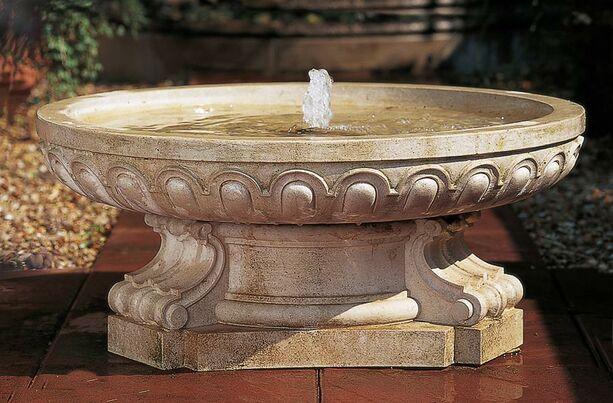 antik steinbrunnen garten bletchley park. Black Bedroom Furniture Sets. Home Design Ideas