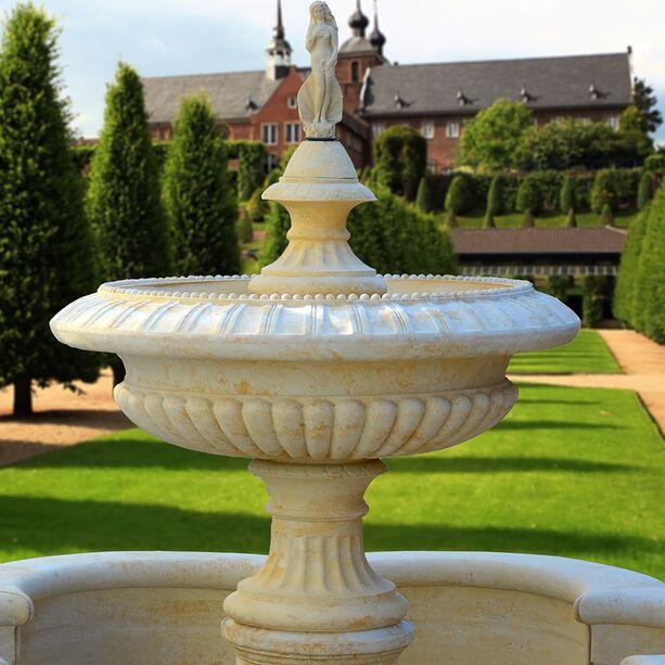 ... Großer Garten Kaskaden Brunnen   La Vilette ...