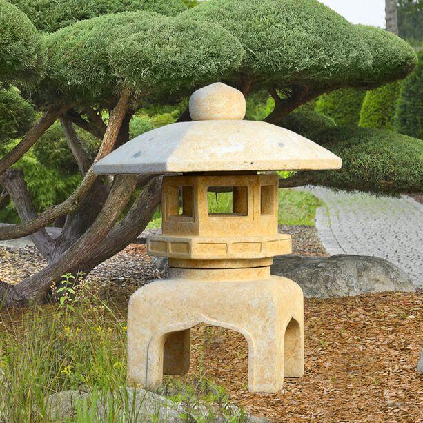 Japanische Garten Laterne Sakai