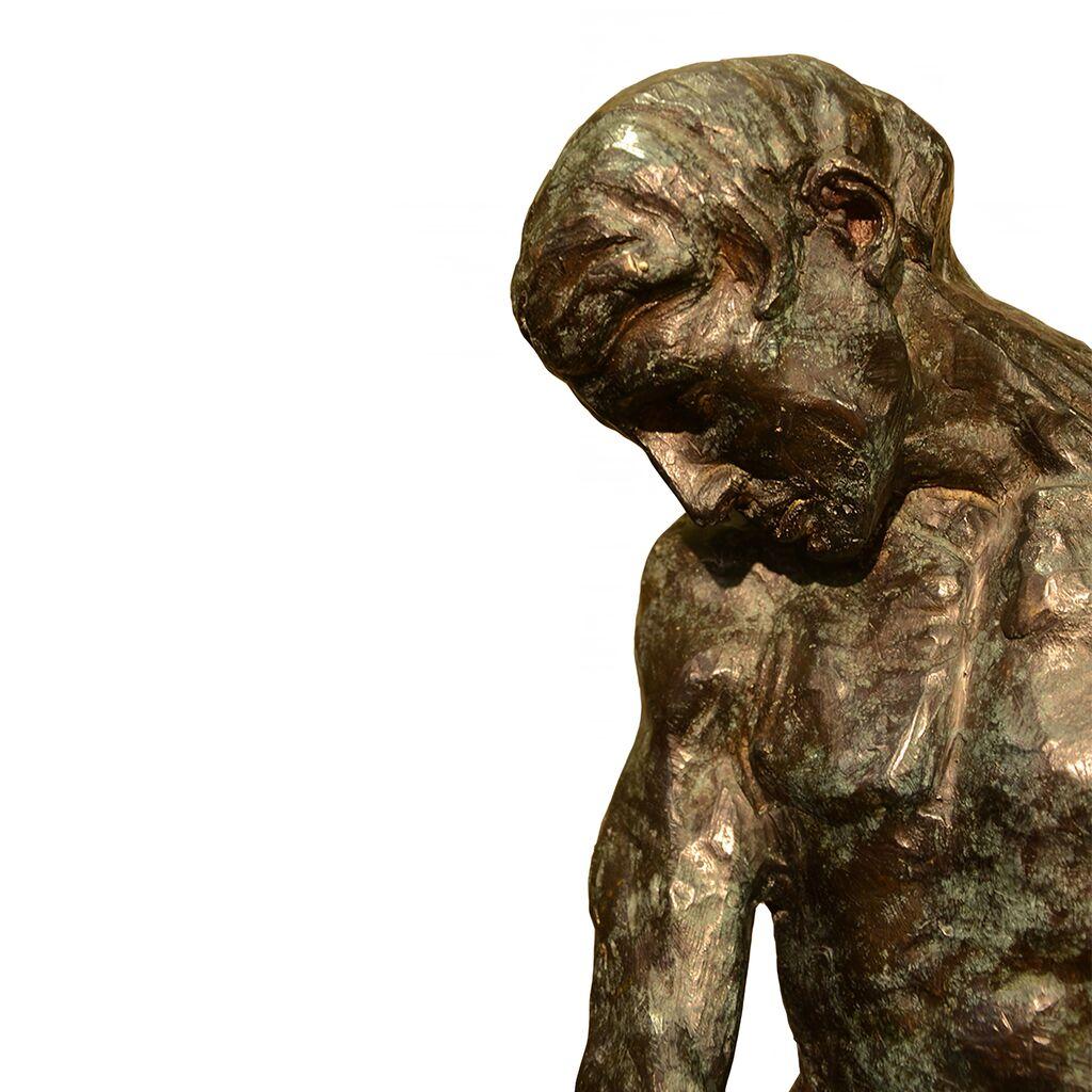 Skulptur von rodin
