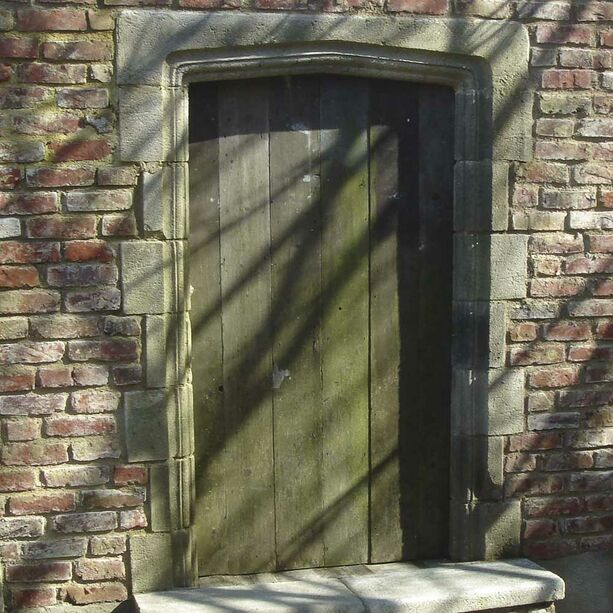 antik ruinen t r zum selber bauen priory door. Black Bedroom Furniture Sets. Home Design Ideas