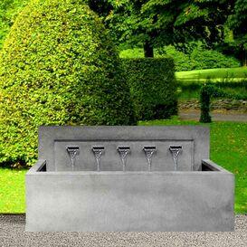 wandbrunnen versandkostenfrei bestellen. Black Bedroom Furniture Sets. Home Design Ideas