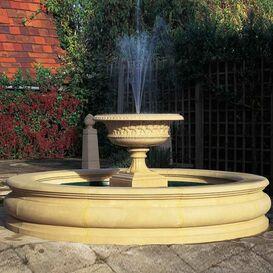 gartenbrunnen versandkostenfrei kaufen • gartentraum.de, Garten und erstellen