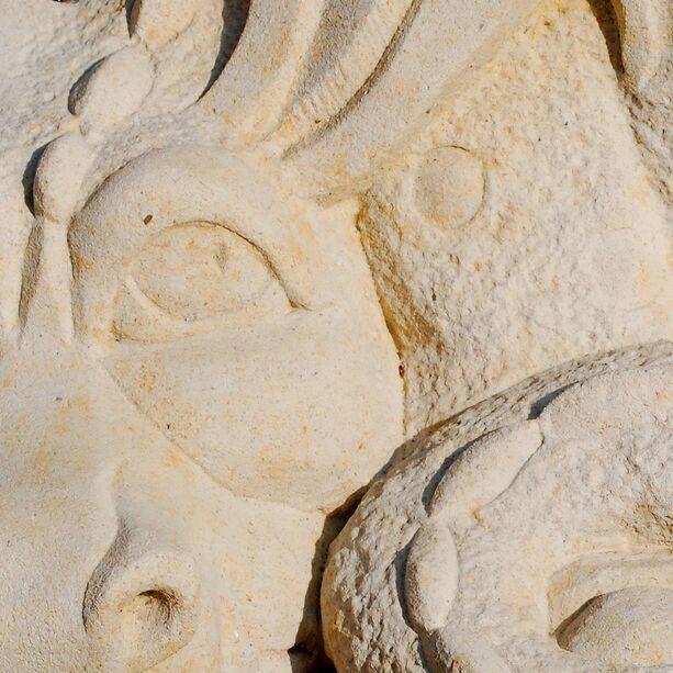 stein garten drachen skulptur • gartentraum.de, Garten ideen