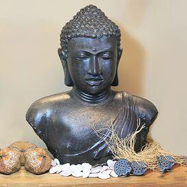 Buddha steinfiguren versandkostenfrei bestellen for Buddha bestellen
