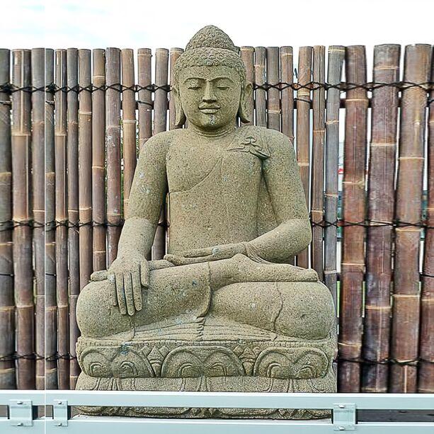 einzigartige stein buddha skulptur hamedi. Black Bedroom Furniture Sets. Home Design Ideas