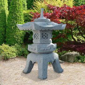 Japanische Gartenlaterne - Kushiro online kaufen