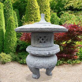 Japanische Steinlaterne - Ikoma online kaufen