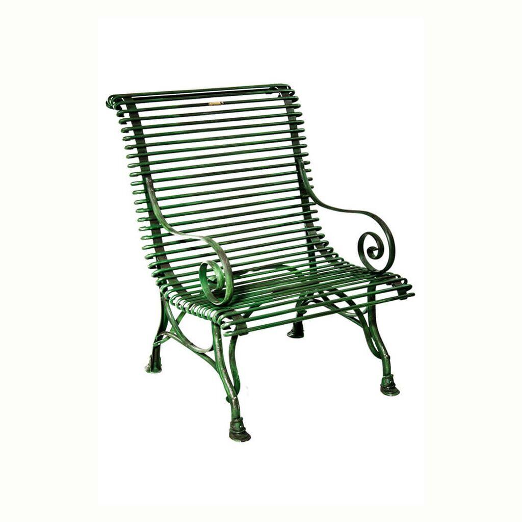 robuster stuhl basile f r den garten. Black Bedroom Furniture Sets. Home Design Ideas